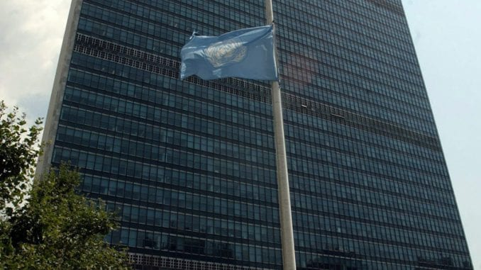 Ujedinjene nacije razmatraju bezbednost na Kosovu 1