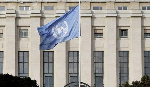 Predložena rezolucija UN koja odbacuje bliskoistočni mirovni plan SAD 12