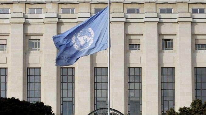 Predložena rezolucija UN koja odbacuje bliskoistočni mirovni plan SAD 4