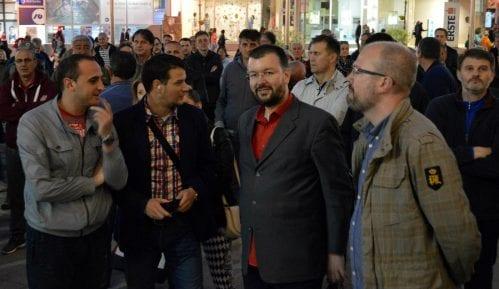 """Protest """"1 od 5 miliona"""" u Užicu: Pobedićemo Vučića na slobodnim izborima 14"""