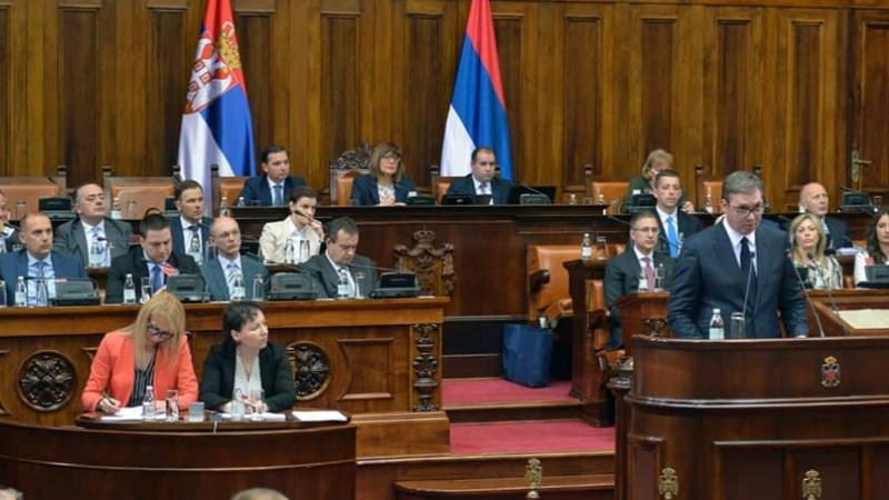 Vučić: Ako postignemo kompromis sa Albancima, biće referendum 1
