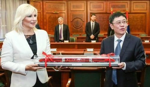 Mihajlović sa kineskim partnerima o saradnji u železničkom saobraćaju 7