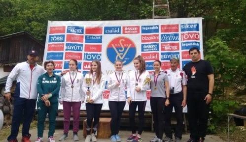 Zugligeti kup u target sprintu u Budimpešti: Pet medalja za srpske takmičare 4