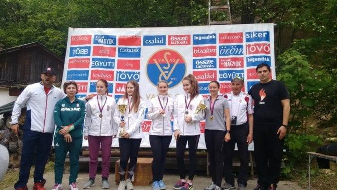 Zugligeti kup u target sprintu u Budimpešti: Pet medalja za srpske takmičare 1