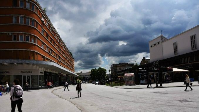 Vremenske nepogode u Srbiji moguće 4. i 5. avgusta 1