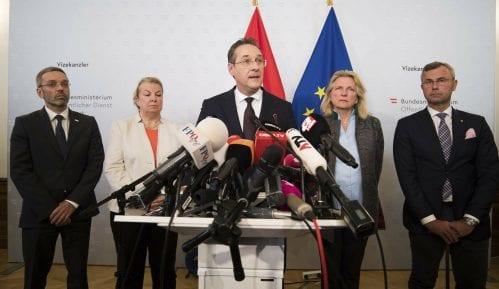 Ostavka austrijskog vicekancelara nakon kompromitujućeg snimka 4