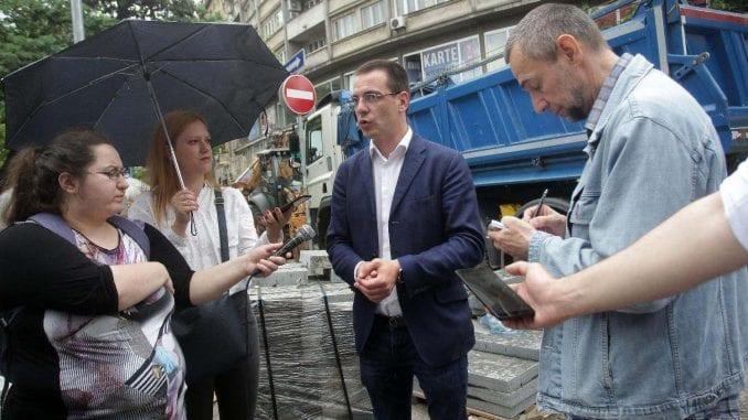 Počeo referendum o radovima na Starom gradu, trajaće do 16. juna 5