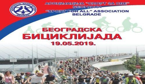 """Beogradska Biciklijada 19. maja pod sloganom """"Bezbedni na biciklu"""" 1"""