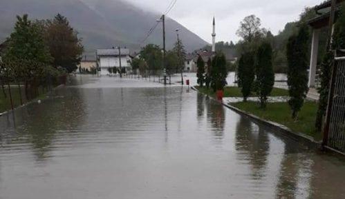 BiH: Zbog padavina proglašeno vanredno stanje i otkazana nastava 14