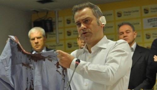 Na godišnjicu napada na Borka Stefanovića tribina opozicije u Kruševcu 13