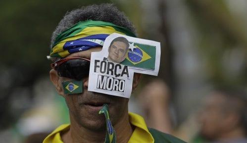 Brazil: Pristalice predsednika Bolsonara demonstriraju mu podršku na ulicama 2