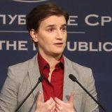 Brnabić: Na sastanku na FPN-u bilo reči o izmenama izbornog zakona 11