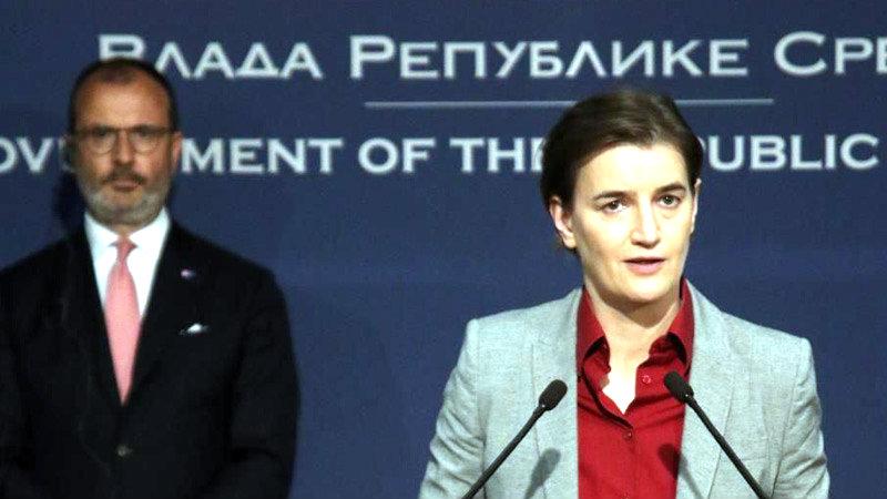 Brnabić: U pojednim delovima izveštaja Evropske komisije iznete političke ocene 1