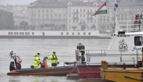 Mađarska policija: Brod na Dunavu potonuo za sedam sekundi, potraga za nestalima i u Srbiji 8