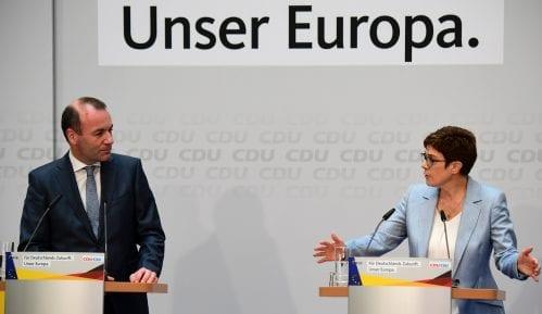 Koalicija Demohrišćana i Hrišćansko socijalne unije pobedila u Nemačkoj 3