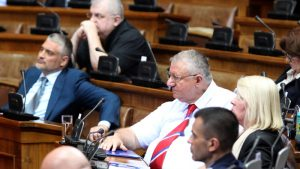 Otvoreno pismo Jukoma Skupštini Srbije zbog uvreda Vojislava Šešelja 2
