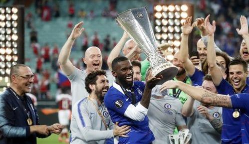 Liga Evrope: Čelsiju trofej posle trijumfa nad Arsenalom u finalu 4