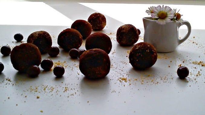 Recept nedelje: Čokoladne bombice 1