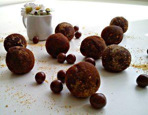 Recept nedelje: Čokoladne bombice 2