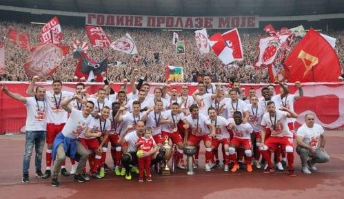 Fudbaleri Zvezde neće proslaviti titulu na ulicama Beograda 4
