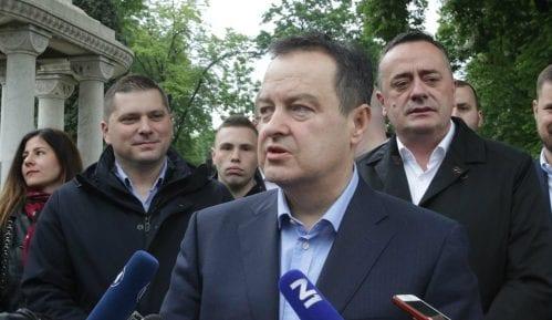 Dačić razgovarao s ambasadorom Azerbejdžana o saradnji 12