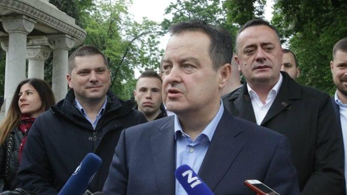 Dačić razgovarao s ambasadorom Azerbejdžana o saradnji 1