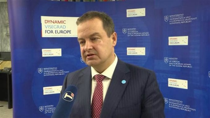 Dačić: Prisustvo Srbije na američkom kontinentu važno za pitanje Kosova 1