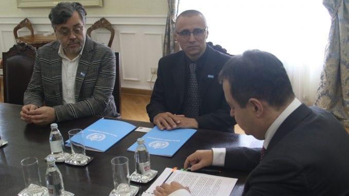 Dačić i Ivanuša razgovarali o saradnji Srbije i Svetske zdravstvene organizacije 4