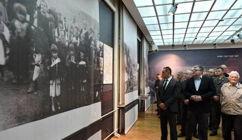 """283e374f20b5 U Velikoj galeriji Doma Vojske do 1. juna izložba """"Deca u ratu"""""""