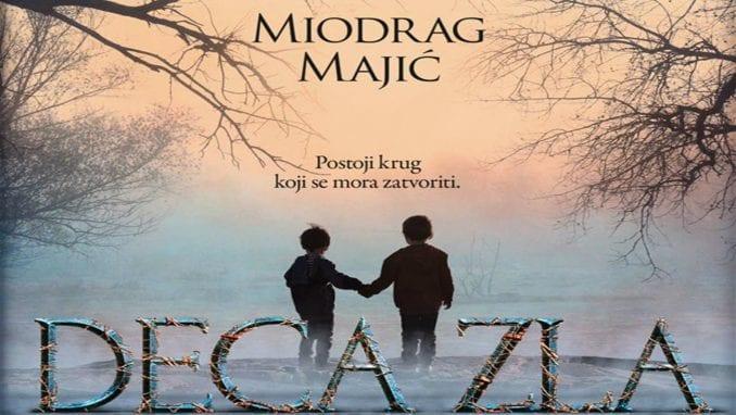 """Promocija romana """"Deca zla"""" Miodraga Majića 25. maja u Novom Sadu 3"""