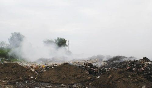 Zbog požara na gradskoj deponiji u Negotinu zasedao Štab za vanredne situacije 2