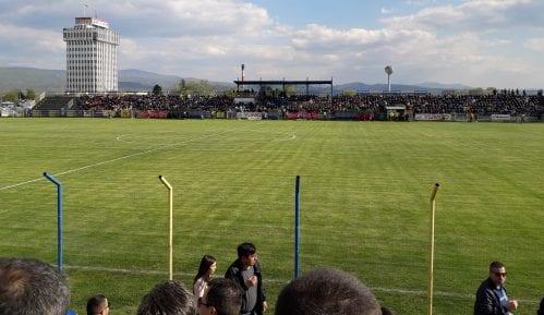 Najmanje 300 navijača uz Dinamo protiv Bačke 15
