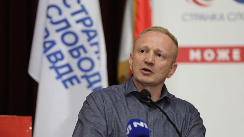 Đilas demantovao navode Danasa da je Savez za Srbiju ugašen 1