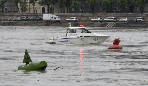 Budimpešta: Potonuo brod na Dunavu, sedam turista se utopilo 14