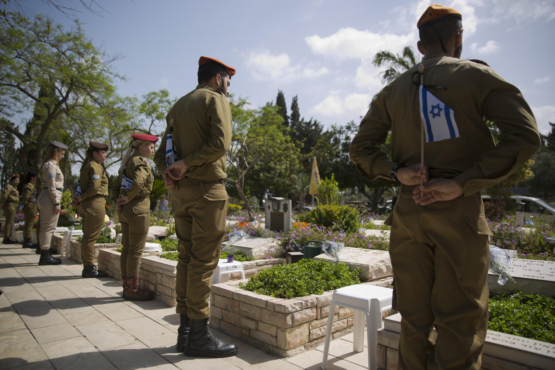 Izrael obeležava Dan sećanja na pale vojnike i žrtve terora 3