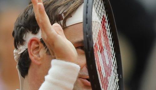 Federer: Plakao sam u Vimbldonu 5