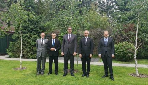 Vučić: U procesu za članstvo Srbije u EU značajna podrška Finske 14