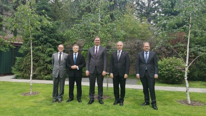 Vučić: U procesu za članstvo Srbije u EU značajna podrška Finske 1