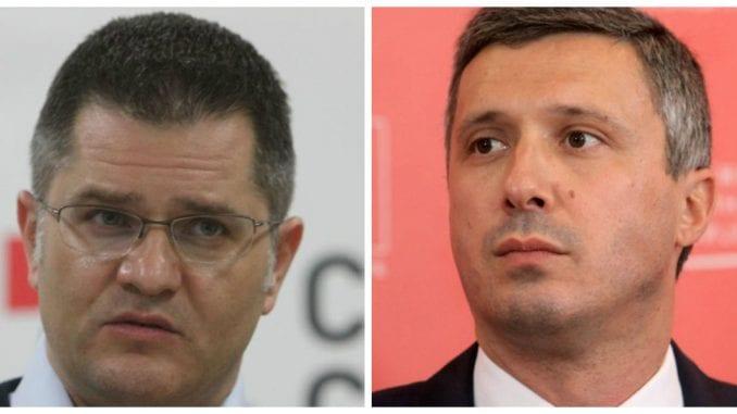 Jeremić i Obradović čekaju Đilasovu deklaraciju 4