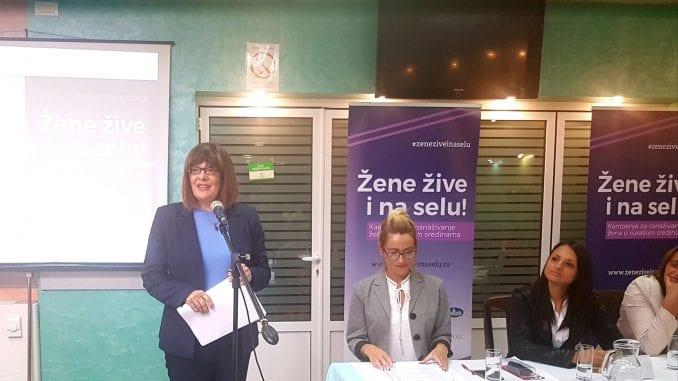 Gojković: Pred porodičnim nasiljem se često zatvaraju oči u gradovima, teže je u selima 4