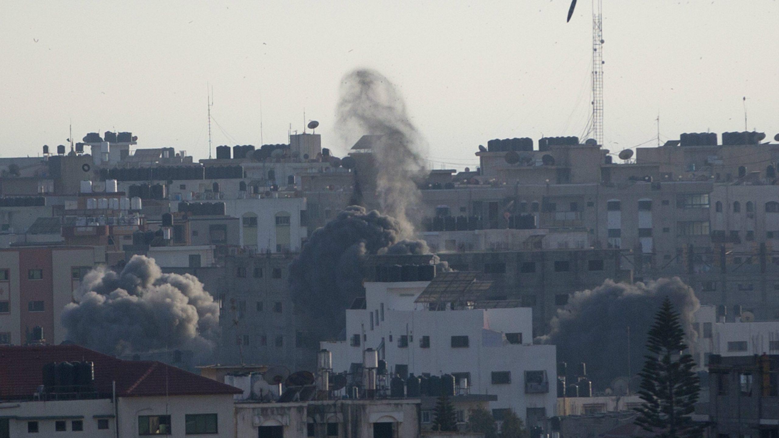 Zvaničnici u Gazi nastavljaju da rade sutra, posle prekida sukoba sa Izraelom 1