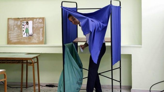 U Grčkoj pobedila Nova demokratija, vladajuća Siriza druga 1