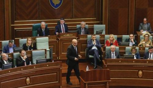Skupština Kosova sutra o nepoverenju Vlade Aljbina Kurtija 9