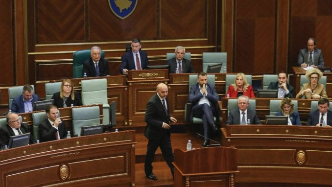 Skupština Kosova sutra o nepoverenju Vlade Aljbina Kurtija 4