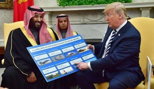 Poklon Bin Salmanu - novi opasan presedan Trampa 6