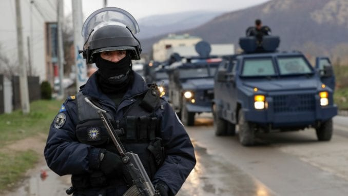 ROSU upao na sever Kosova, Vojska Srbije u stanju pune borbene gotovosti 4