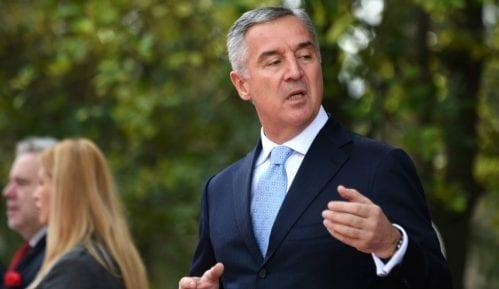 Đukanović i dalje predsednik DPS-a 1