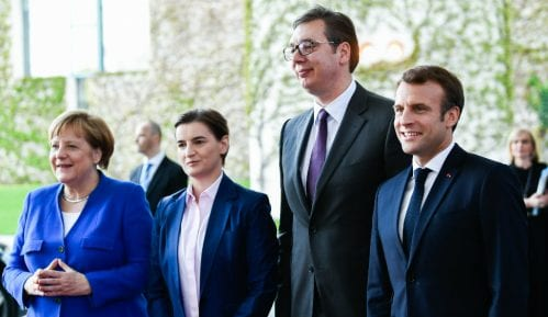 Merkelova i Makron žele da daju novi zamah dijalogu Beograda i Prištine 4