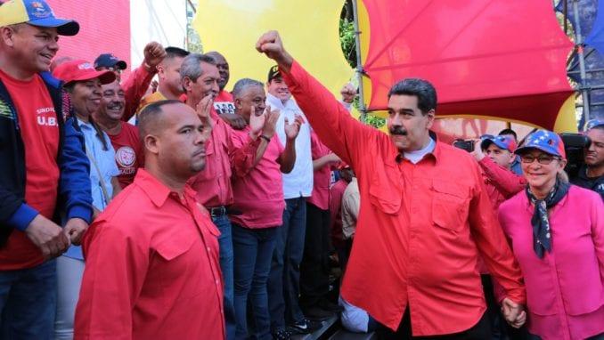 Maduro upozorio da neće oklevati da kazni izdajnike 4