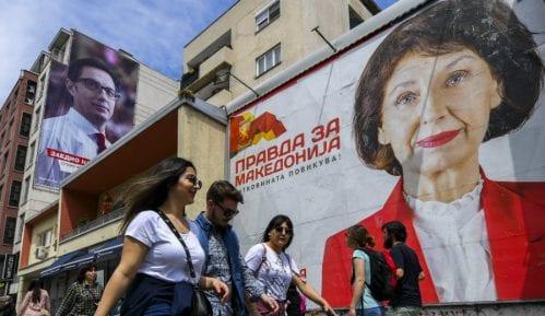 Otvorena biračka mesta na predsedničkim izborima u Severnoj Makedoniji 10